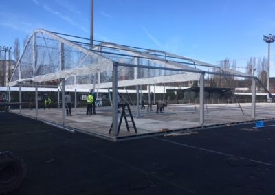 opbouw 20m booghal 3
